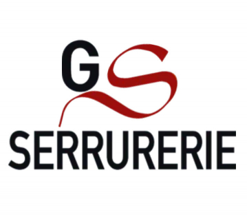 Logo serrurier GS SERRURERIE