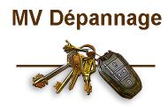 Logo serrurier MV Dépannage