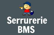 Logo serrurier Serrurerie BMS