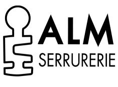 Logo serrurier ALM SERRURERIE