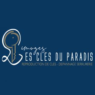 Logo serrurier Les Clés du Paradis