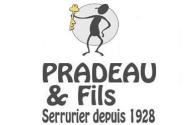 Logo serrurier Serrurerie Pradeau et fils
