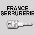Logo serrurier France Serrurerie