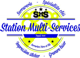 Logo serrurier Serrurerie Station Multi-Services