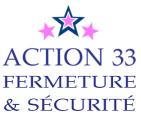 Logo serrurier Action 33