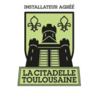 Logo serrurier La Citadelle Toulousaine