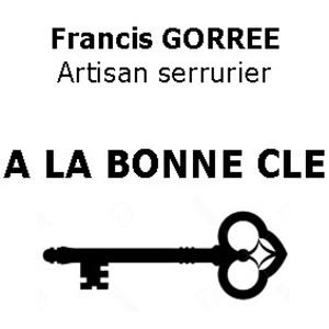 Logo serrurier A LA BONNE CLÉ