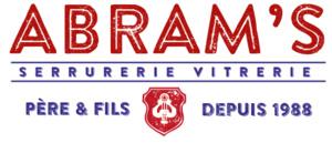 Logo serrurier Abrams père et fils