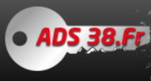 Logo serrurier Ads 38