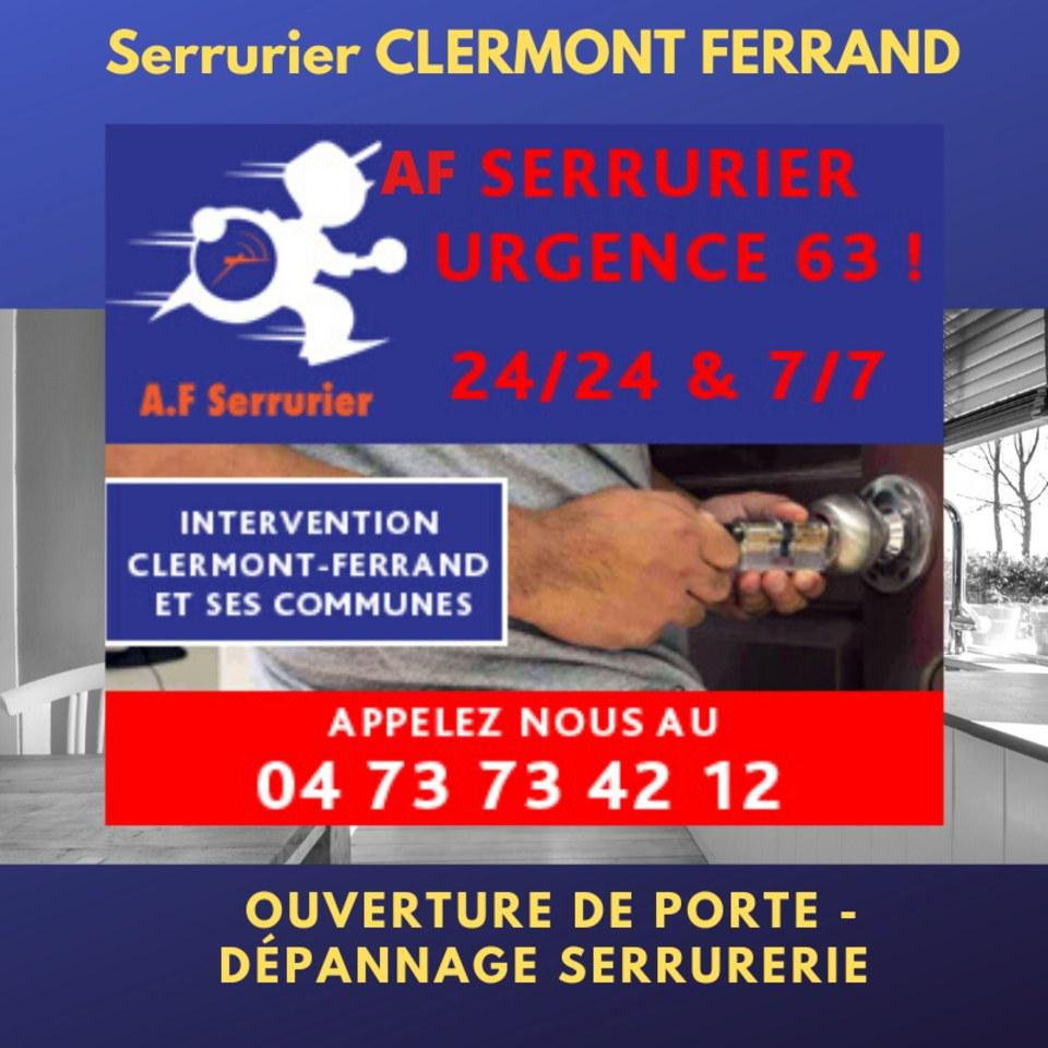 Vous êtes à la recherche d'un serrurier à Clermont-Ferrand? Grâce à sa situatio