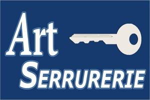 Logo serrurier Art serrurerie