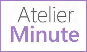 Logo serrurier Atelier minute