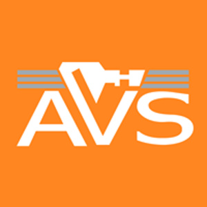 Logo serrurier AVS Serrurerie