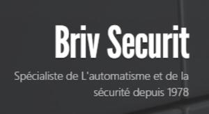 Logo serrurier Briv'securit serrurerie