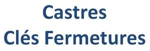 Logo serrurier Castres Clés Fermetures