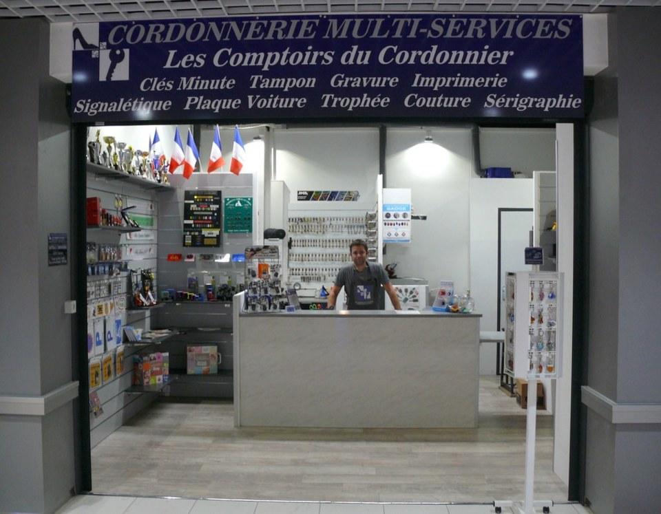 Cordonnerie Anatole France à Perpignan