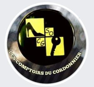 Logo serrurier Cordonnerie anatole france - les comptoirs du cordonnier