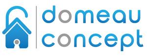 Logo serrurier Domeau Concept - Domoowe