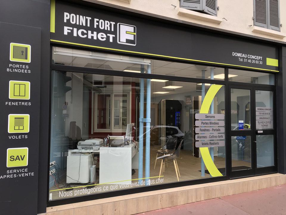 Domoowe serrurier Point Fort Fichet à Sèvres
