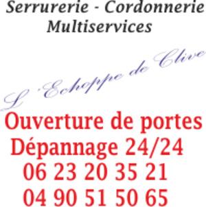 Logo serrurier Echoppe de clive