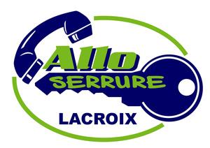 Logo serrurier Lacroix Allo Serrure
