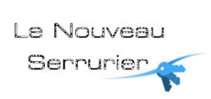 Logo serrurier Le nouveau serrurier