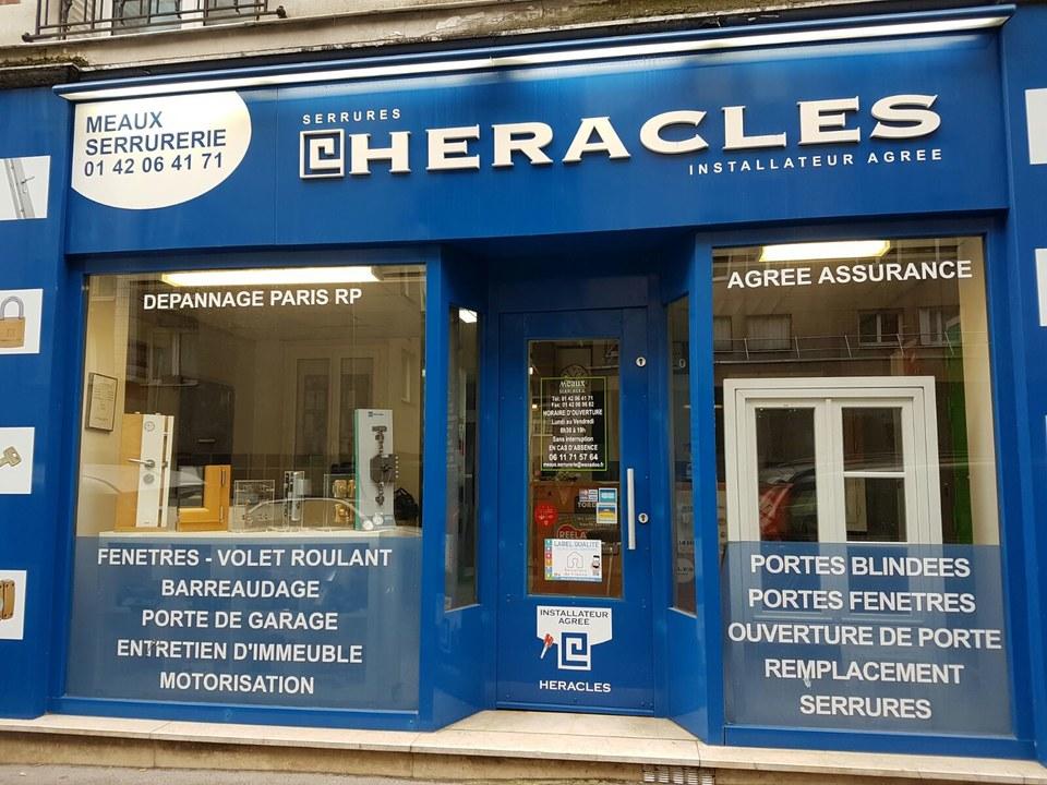 Meaux Serrurerie Paris 19