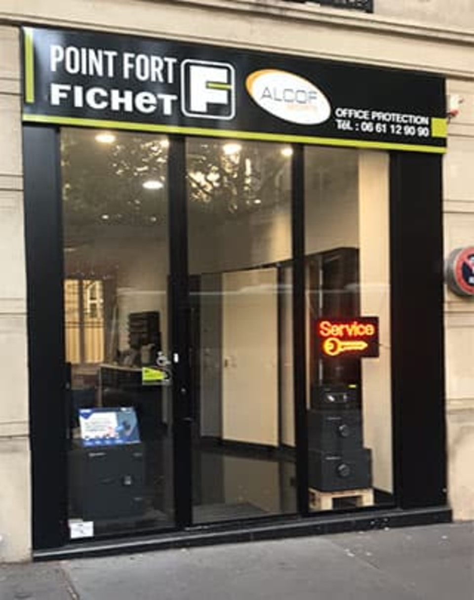 Serrurier Paris 7 Office Protection - Point Fort Fichet