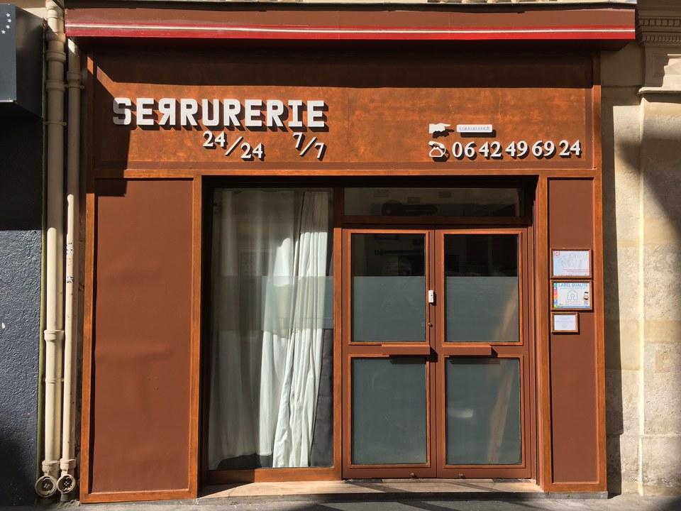 Notre boutique derrière la Place de la République 75011