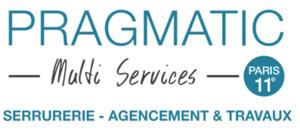Logo serrurier Pragmatic Multi Services