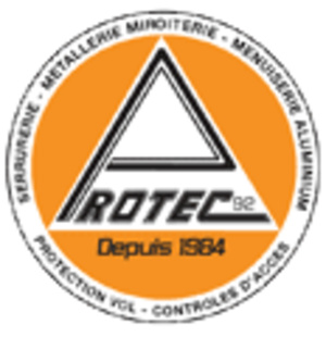 Logo serrurier Protec 92