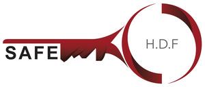 Logo serrurier Safe hdf