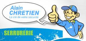 Logo serrurier Chrétien Serrurerie