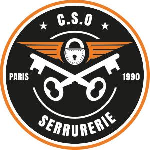 Logo serrurier Serrurerie cso