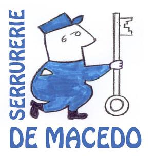 Logo serrurier Serrurerie de macedo