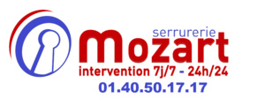 Logo serrurier Serrurerie mozart