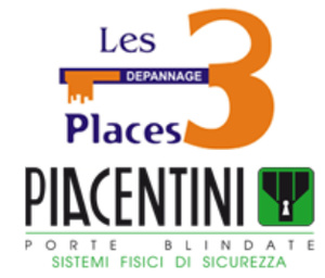 Logo serrurier Serrurerie Piacentini