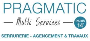Logo serrurier Serrurier Pragmatic Multi Services Paris 14