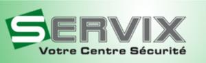 Logo serrurier Servix