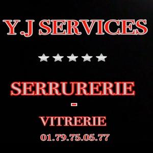Logo serrurier Yj services