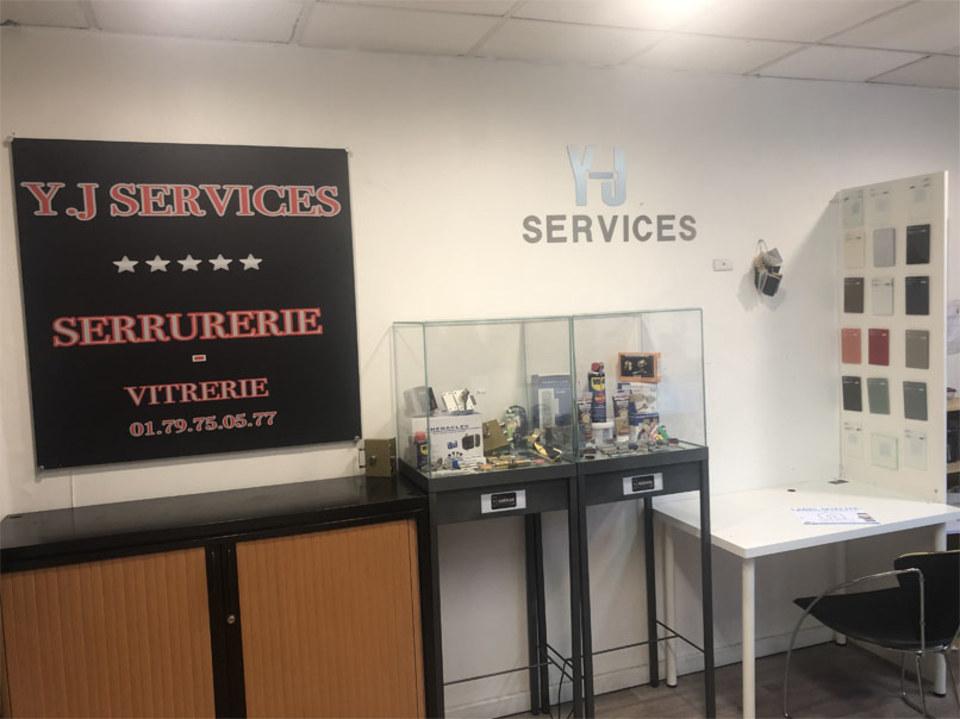 Serrurerie Yj Services Bagnolet