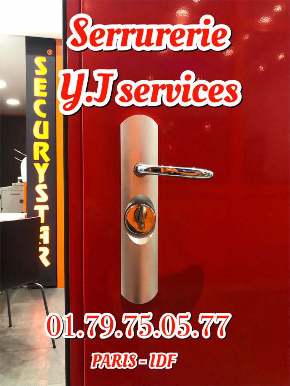 Serrurier à Bagnolet YJ Services