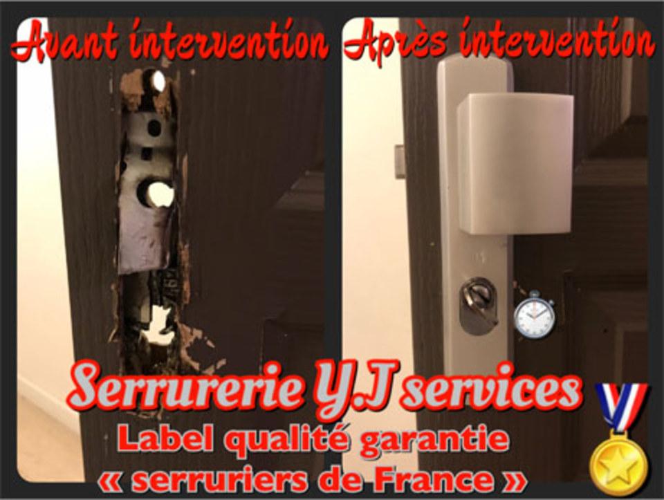Label Serruriers de France