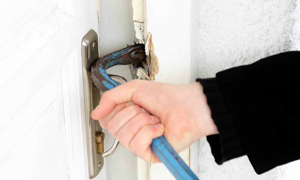 sécuriser sa porte